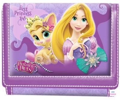 Carteira da Disney das Princesas com adesivo