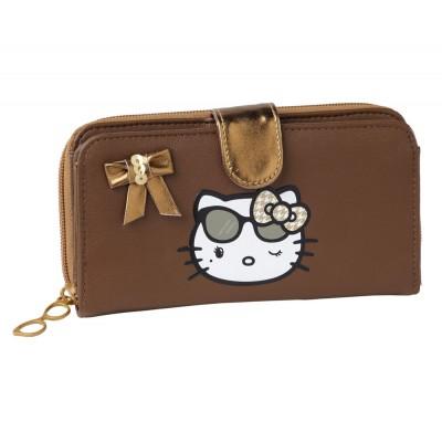 Carteira Grande Hello Kitty Diva