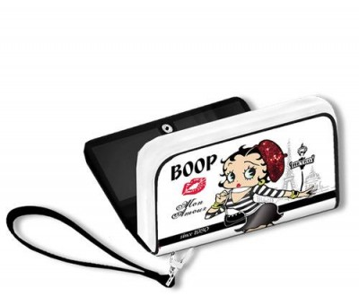 Carteira Mini Betty Boop Mon Amour