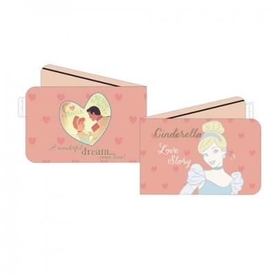 Carteira Princesa Cinderela Heart