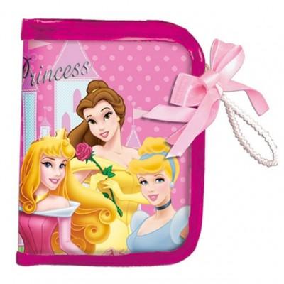 Carteira Princesas Disney Charm