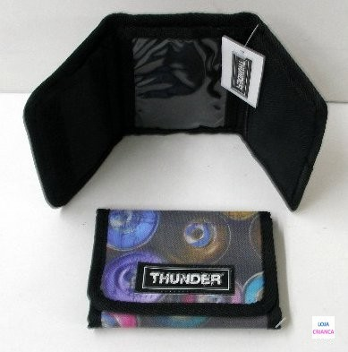 Carteira Thunder Spray Cans