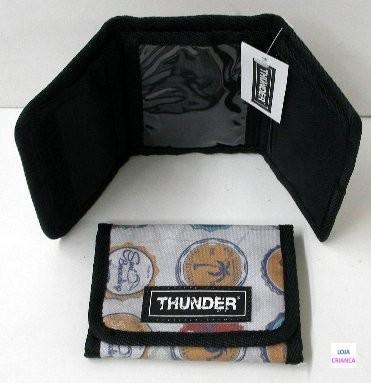 Carteira Thunder Vintage