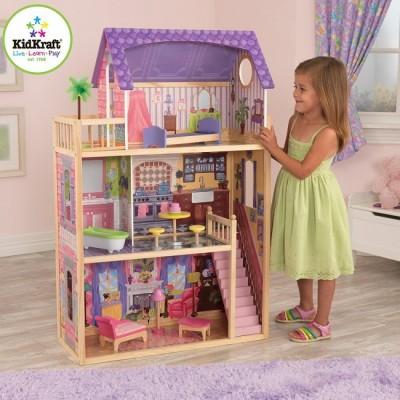 Casa de Bonecas madeira Kayla KIDKRAFT