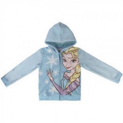 Casaco c/ capuz Frozen Elsa