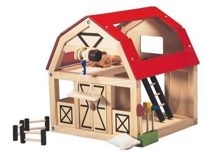 Celeiro Plan Toys
