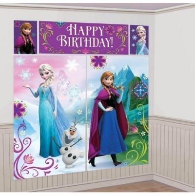 Cenário Decoração Disney Frozen