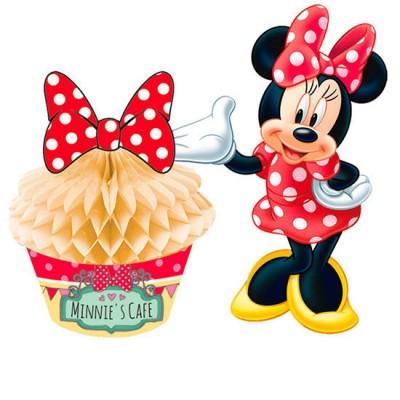 Centro mesa Minnie Disney Café