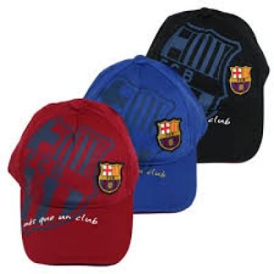 Chapéu boné F.C.Barcelona 100% Alg