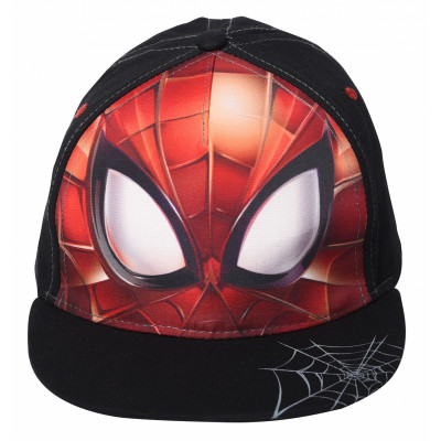 Chapéu Boné Spiderman Marvel - Preto