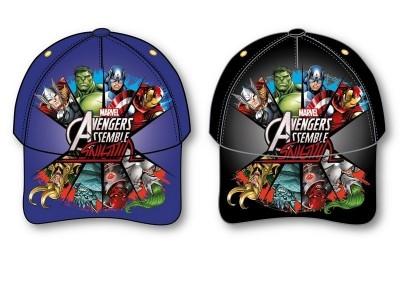 Chapéu CAP Avengers Villians Marvel sortido