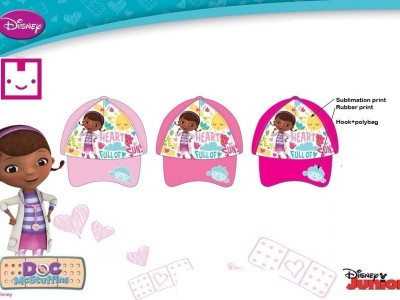 Chapéu CAP Disney Doutora Brinquedos sortido