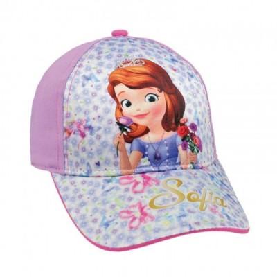 Chapéu CAP Disney Princesa Sofia Rosas