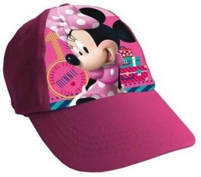 Chapéu CAP infantil Minnie travel