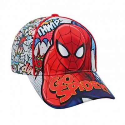 Chapeu CAP Spiderman Marvel Premium