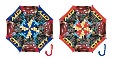 Chapéu chuva Disney Cars City  48cm