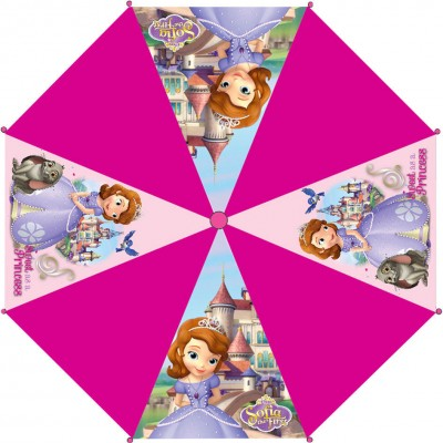 Chapéu chuva Disney Princesa Sofia automatico 46cm