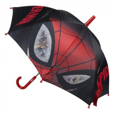 Chapéu Chuva Manual Spiderman 40cm