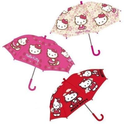 Chapéu de chuva Hello Kitty sortido