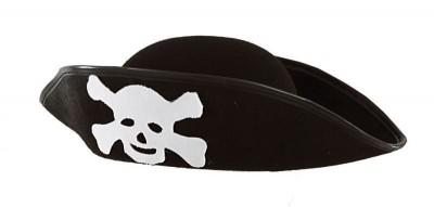 Chapéu pirata