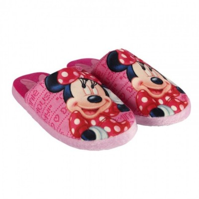 Chinelo pantufa quarto Minnie Mouse