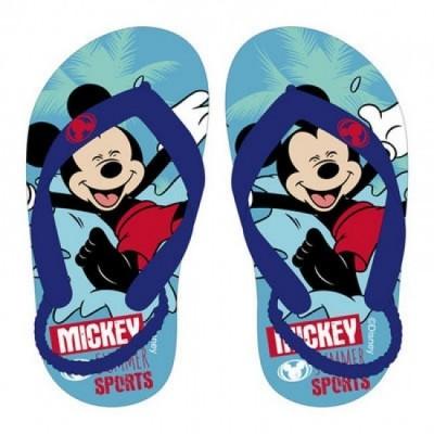 Chinelo praia Mickey Mouse