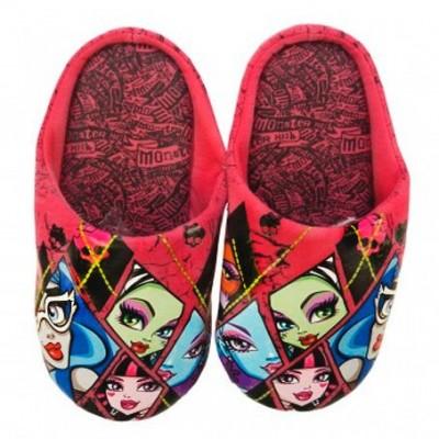 Chinelos de quarto Monster High