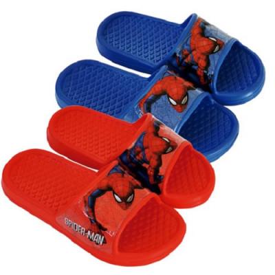 Chinelos Piscina Spiderman Marvel Sortido