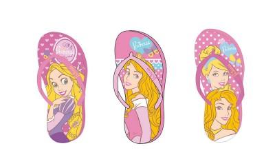 Chinelos Praia Princesas Disney (pack 12 unid)