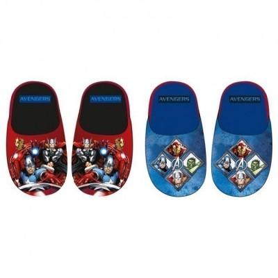 Chinelos Quarto Marvel Avengers Assemble