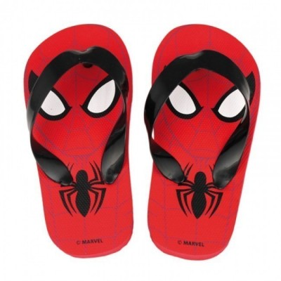 Chinelos Spiderman