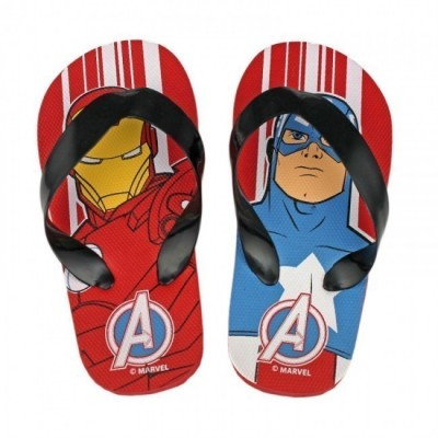 Chinelos Vingadores Avengers Marvel