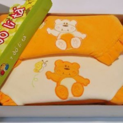Cobertor Bebé Ursinho