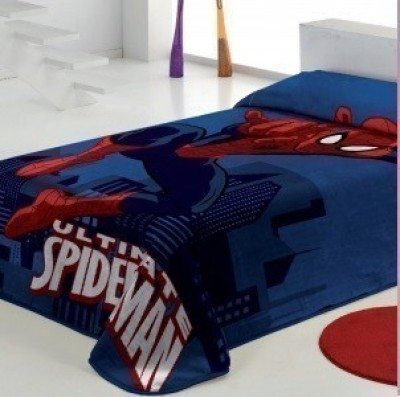 Cobertor Homem aranha spider Solteiro