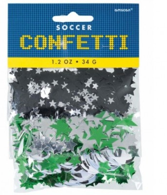 Confetis Campeonato de Futebol - 34g