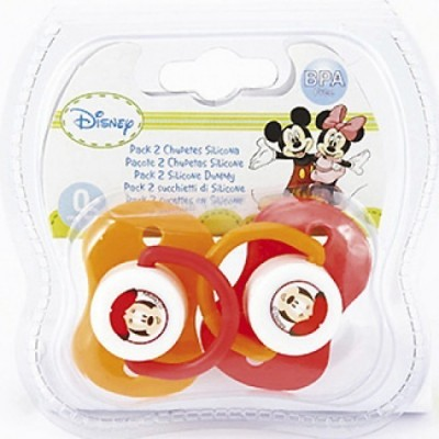 Conjunto 2 Chuchas Disney Minnie