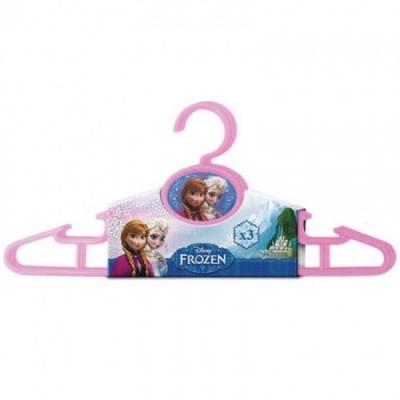 Conjunto 3 cabides Frozen