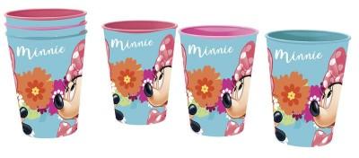 Conjunto 3 copos de Minnie Mouse 260ml - Bloom