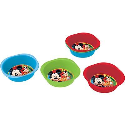 Conjunto 3 taças Mickey Mouse