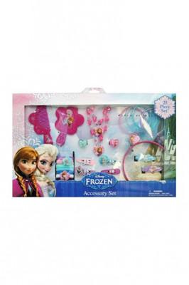 Conjunto acessorios cabelo Frozen, 25 pcs