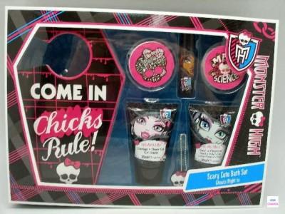 Conjunto Banho Monster High