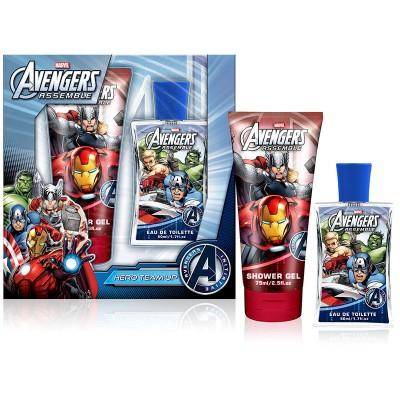 Conjunto banho + perfume Marvel Avengers Asemble