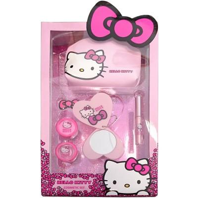 Conjunto Comestica Hello Kitty - 5 pcs