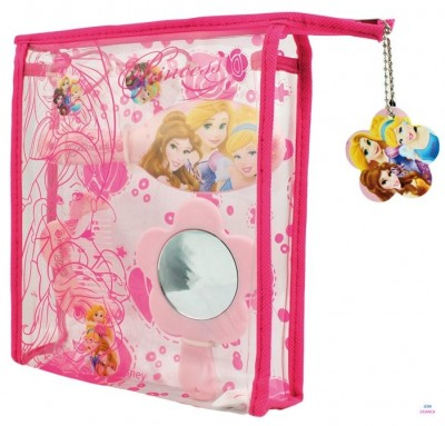 Conjunto de Beleza Princesas Disney