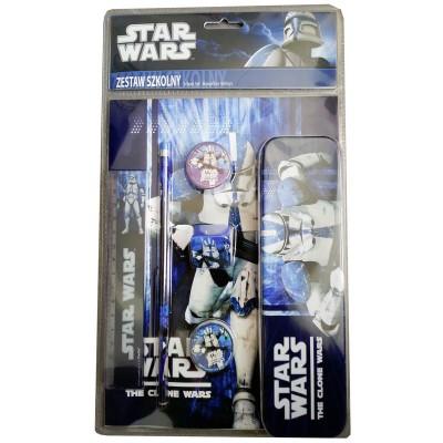 Conjunto Escolar Star Wars
