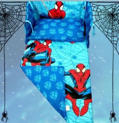 Conjunto homem aranha cama de grades