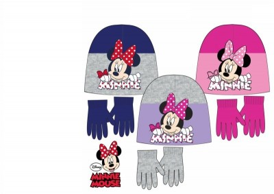 Conjunto Inverno 2 peças Disney Minnie