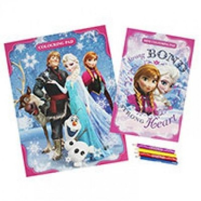 Conjunto p/ Pintar Frozen