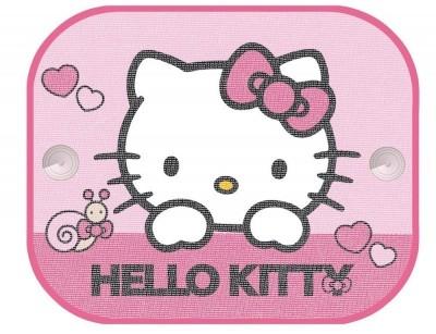 Conjunto Para-sol laterais Hello Kitty