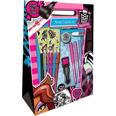 Conjunto pintar e desenhar Monster High